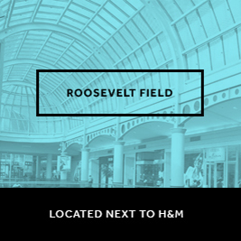 Roosevelt Field - Located Next to H&M